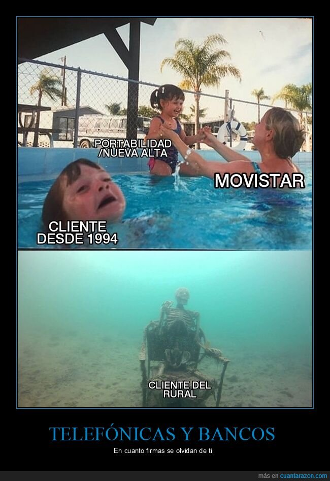 clientes,movistar,piscina