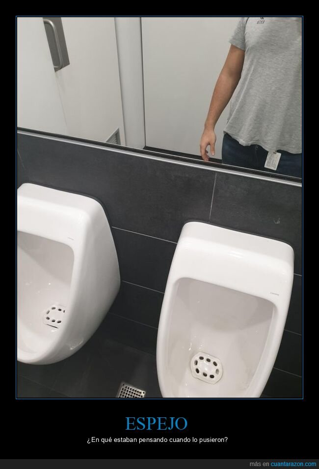 aseo,espejo,fails