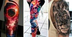 Enlace a Tatuajes con diseños geniales e hiperrealistas