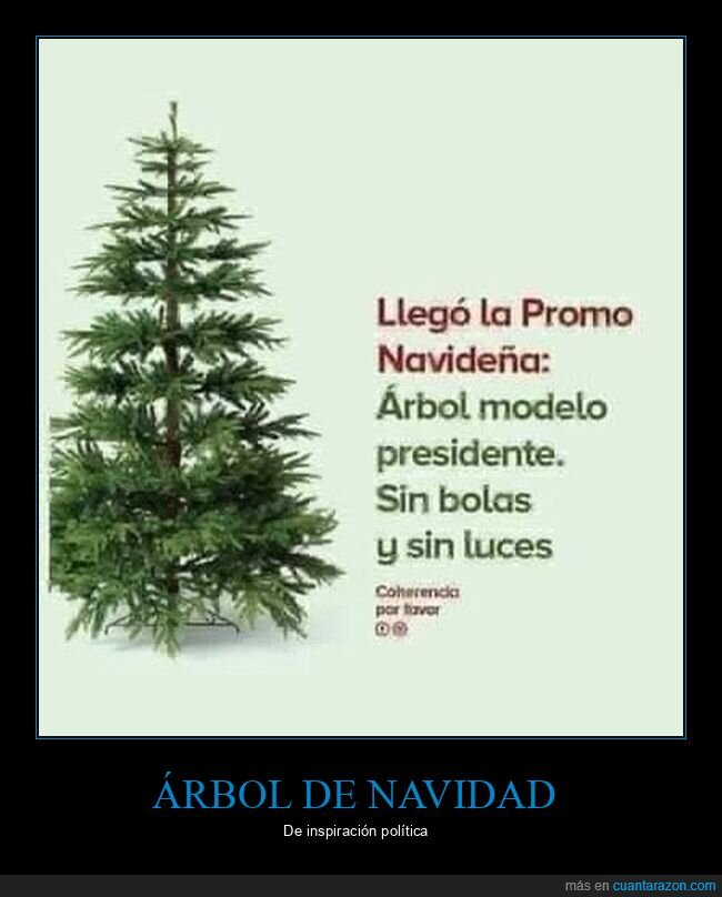 árbol de navidad,bolas,luces,políticos,presidente