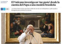 Enlace a Like papal