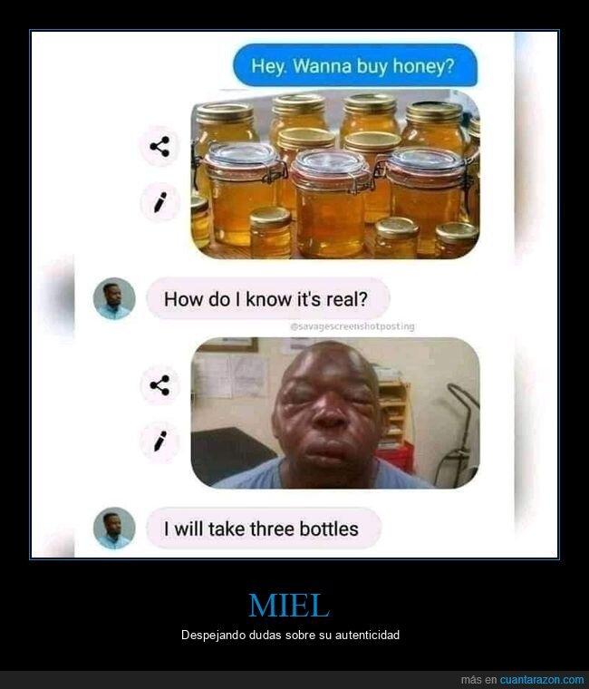 miel,real