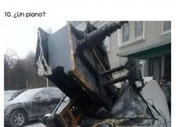Enlace a Conductores con la peor suerte del mundo que destrozaron sus automóviles