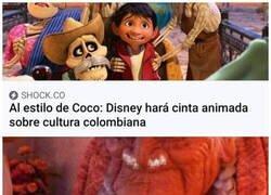 Enlace a Coco versión colombiana