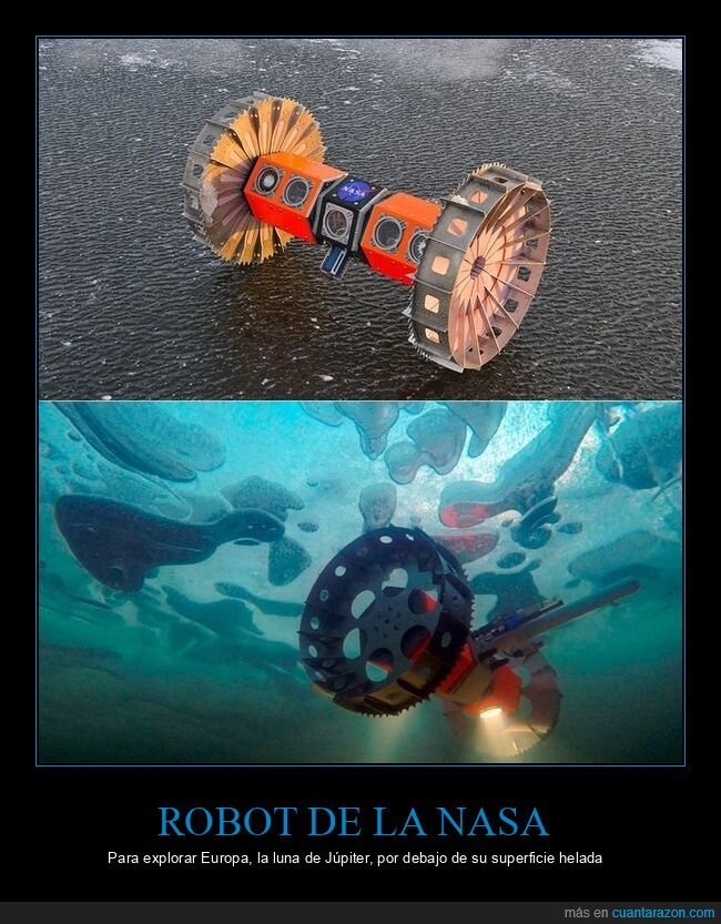 europa,luna,nasa,robot