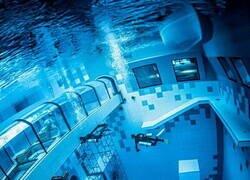 Enlace a La piscina más profunda