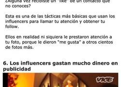 """Enlace a Reglas irresponsables que siguen los """"Influencers"""" para volverse famosos"""