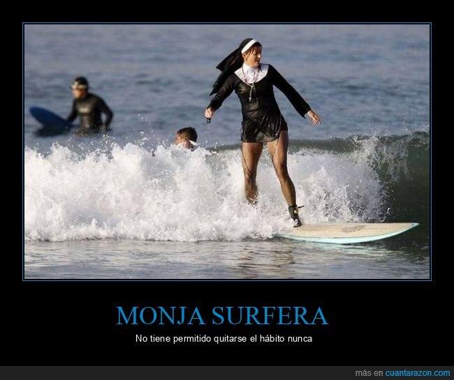 monja,surf,wtf