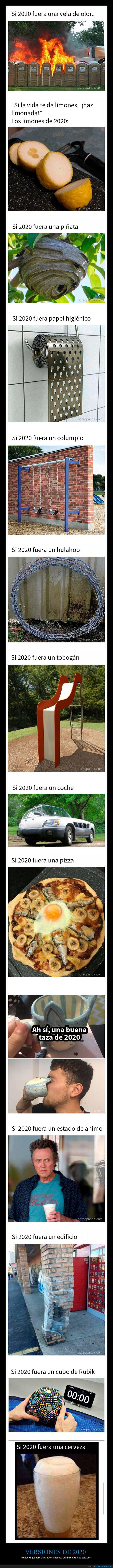 2020,versiones