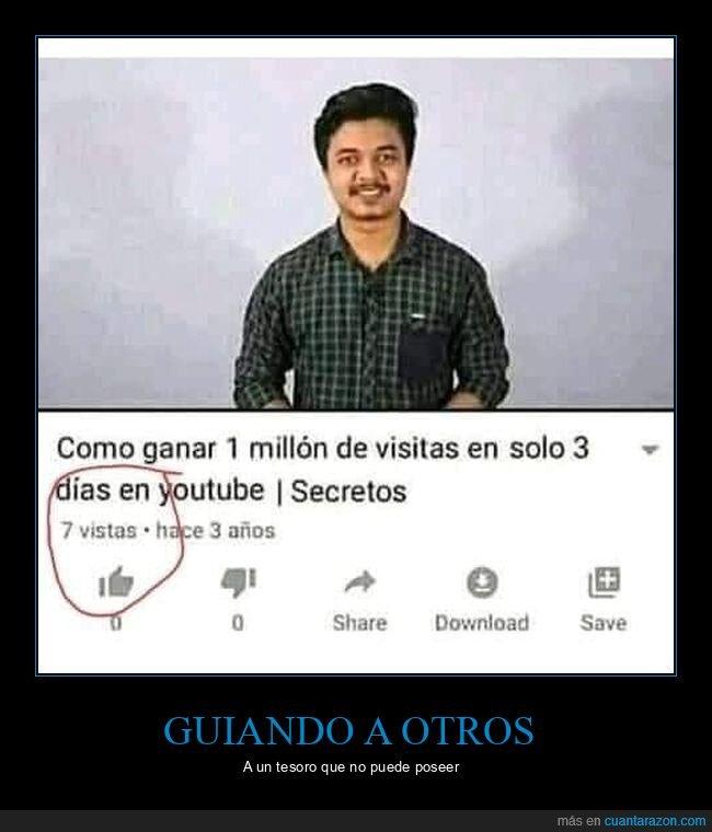 fails,visitas,youtube