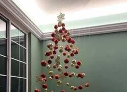 Enlace a No hace falta un árbol para tener un árbol de navidad