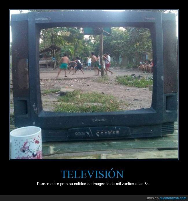 calidad,televisión