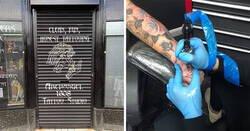 Enlace a Este cliente se quejó porque en un estudio no le daban cita para un tatuaje, y el dueño cuenta lo que pasó realmente