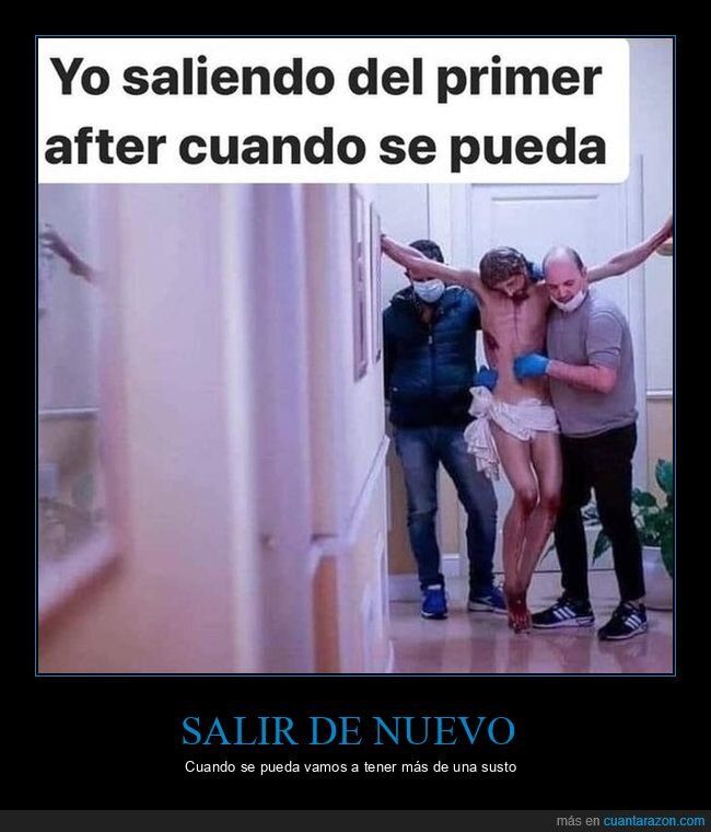 after,cristo,salir