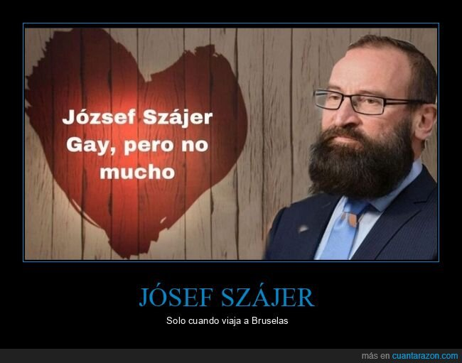 first dates,gay,jósef szájer,políticos