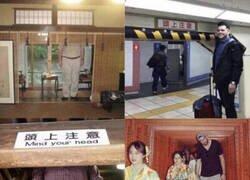 Enlace a Japón no está hecho para la gente alta