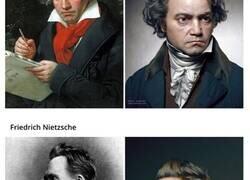 Enlace a El artista 3D que vuelve a dar vida a los personajes más célebres de la historia