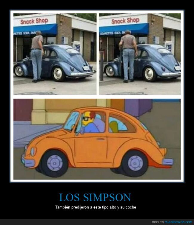 alto,coches,simpsons