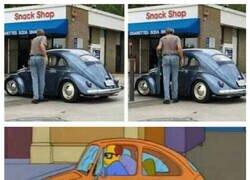 Enlace a La realidad se inspira en Los Simpson