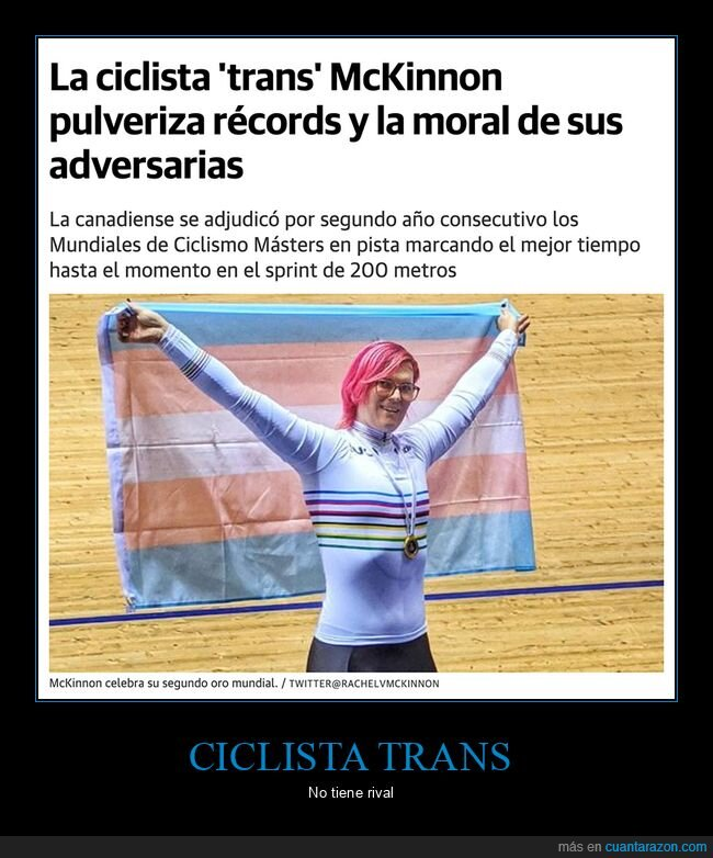 ciclista,récord,trans