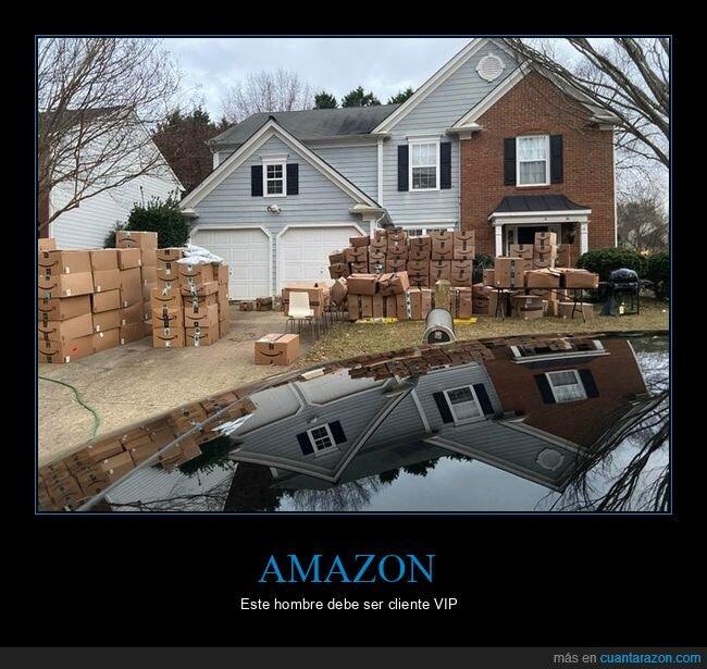 amazon,paquetes,wtf