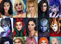Enlace a Reina del cosplay