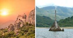 Enlace a Lugares del mundo a los que viajar puede convertirse en una auténtica locura