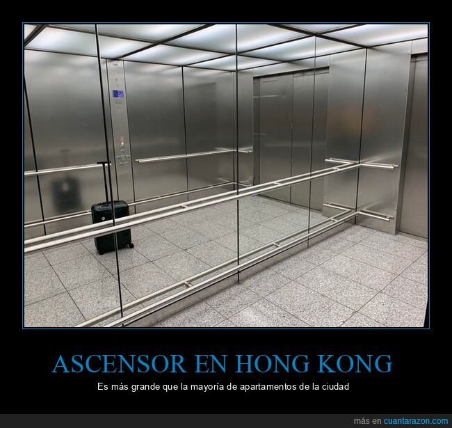 ascensor,grande,hong kong