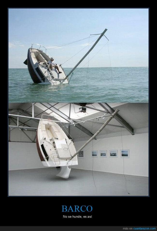 barco,hundiéndose,wtf