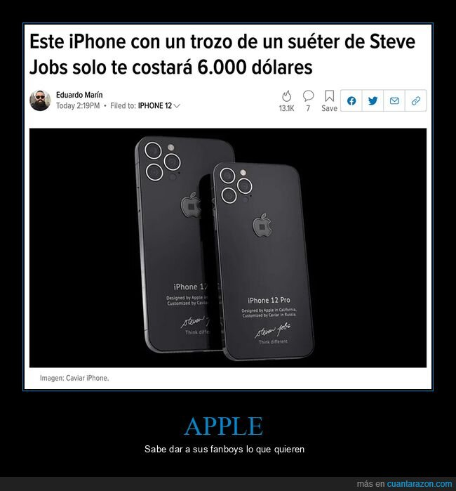 iphone,steve jobs,suéter,wtf