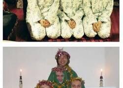 Enlace a Fotos familiares de Navidad incómodas