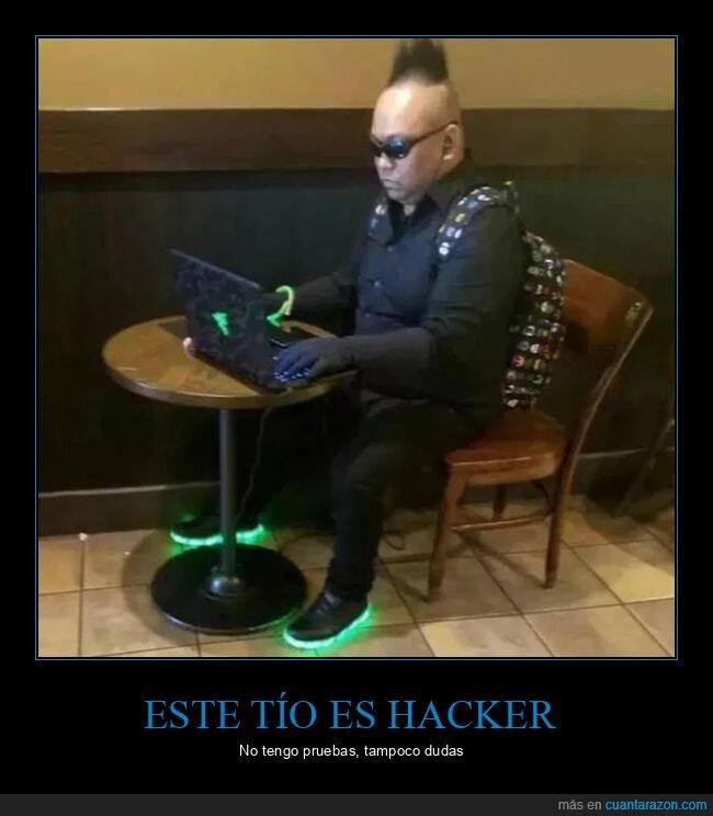 hacker,personajes,wtf