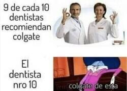 Enlace a Dentista disidente