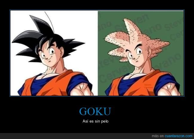 dragon ball,goku,pelo