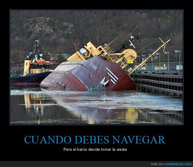 barco,fails