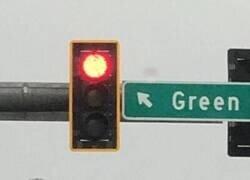 Enlace a ¿Rojo o verde?
