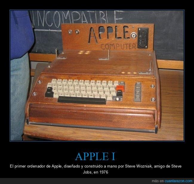 apple i,ordenador,retro
