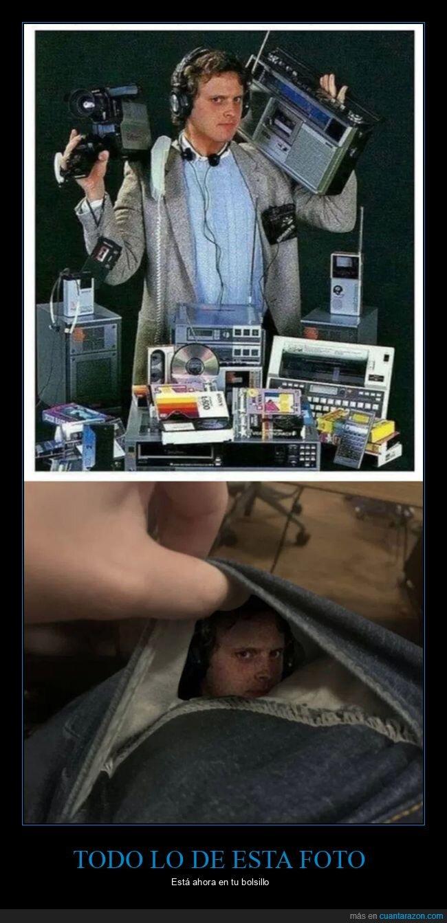 bolsillo,electrónica,foto,gadgets
