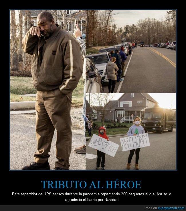 heroe,repartidor,ups