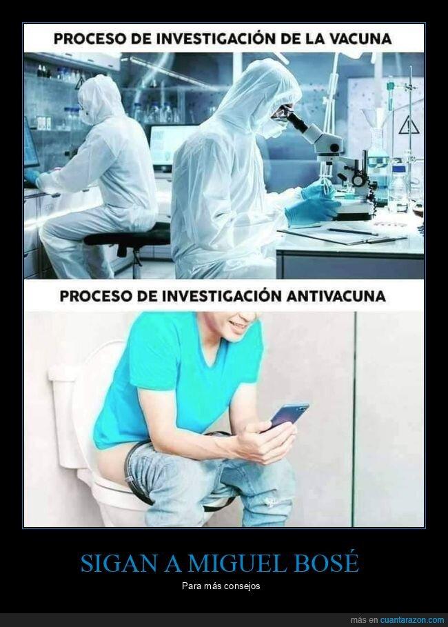 antivacuna,coronavirus,investigación,wc