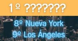 Enlace a Las 10 ciudades más caras del mundo en las que vivir