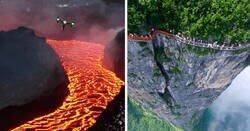 Enlace a Imágenes increíbles y espeluznantes que solo un dron es capaz de capturar