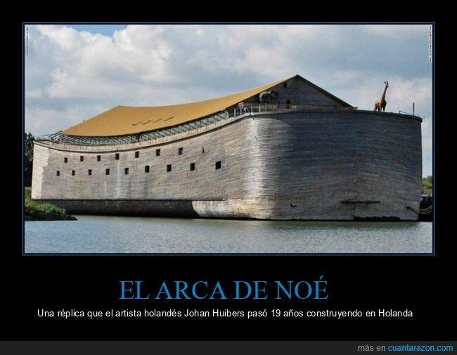 arca de noé,réplica