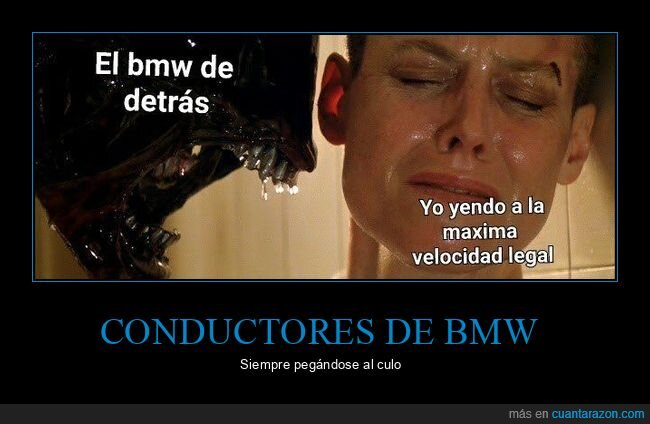 alien 3,bmw,coches,velocidad