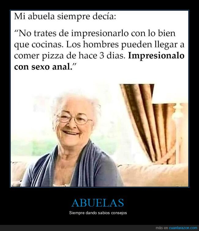 abuela,comida,hombre,impresionar