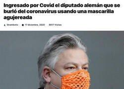 Enlace a El coronavirus no entiende de burlas