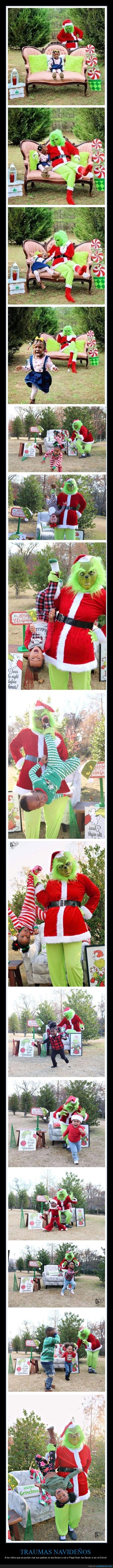 el grinch,miedo,navidad,niños