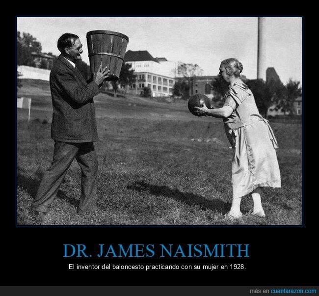 baloncesto,inventor,james naismith