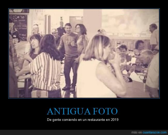 2019,foto antigua,restaurante