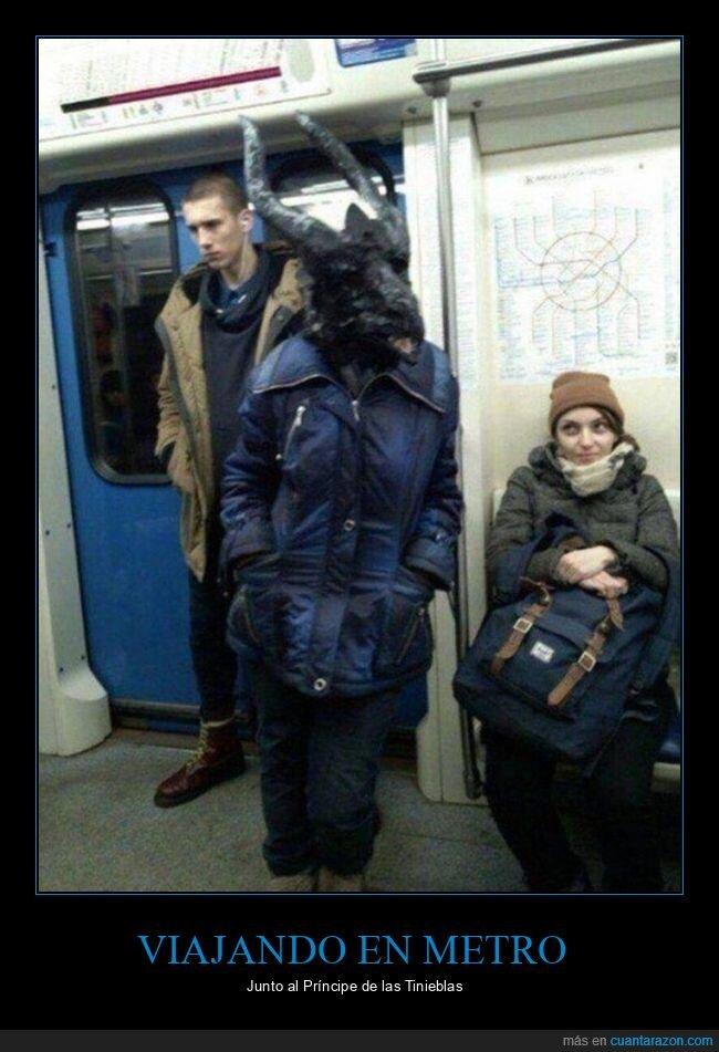 demonio,metro,wtf
